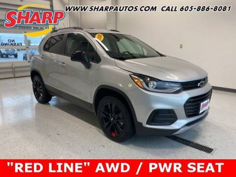 2020 Chevrolet Trax for sale at Sharp Automotive in Watertown SD