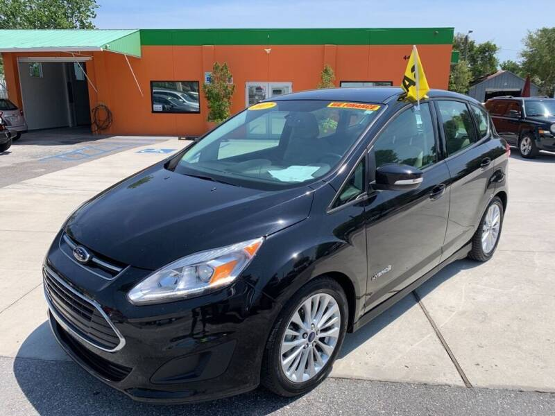 2017 Ford C-MAX Hybrid for sale at Galaxy Auto Service, Inc. in Orlando FL