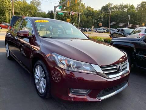 2013 Honda Accord for sale at WOLF'S ELITE AUTOS in Wilmington DE