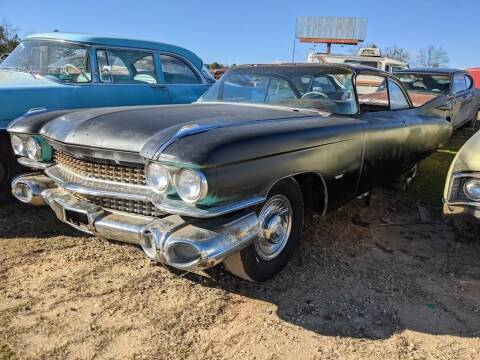 1959 Cadillac Fleetwood for sale at Classic Cars of South Carolina in Gray Court SC