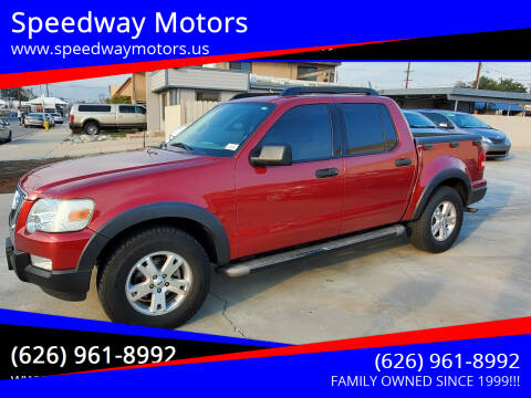 2007 Ford Explorer Sport Trac for sale at Speedway Motors in Glendora CA