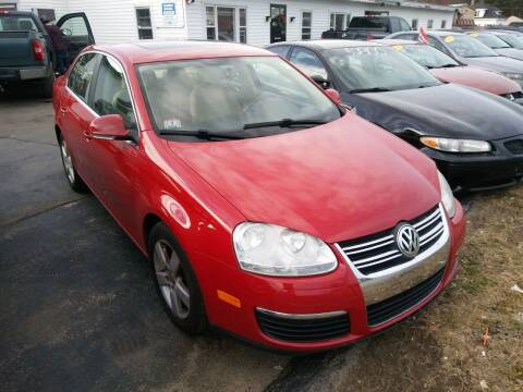 2009 Volkswagen Jetta for sale at Plaistow Auto Group in Plaistow NH