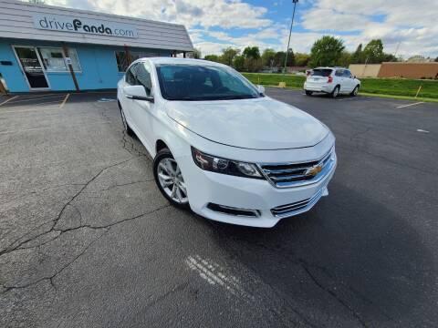 2020 Chevrolet Impala for sale at DrivePanda.com in Dekalb IL