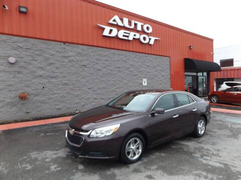 2015 Chevrolet Malibu for sale at Auto Depot - Madison in Madison TN