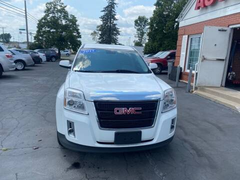 2015 GMC Terrain for sale at Motornation Auto Sales in Toledo OH
