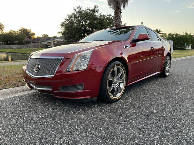 2011 Cadillac CTS for sale in Jacksonville, FL