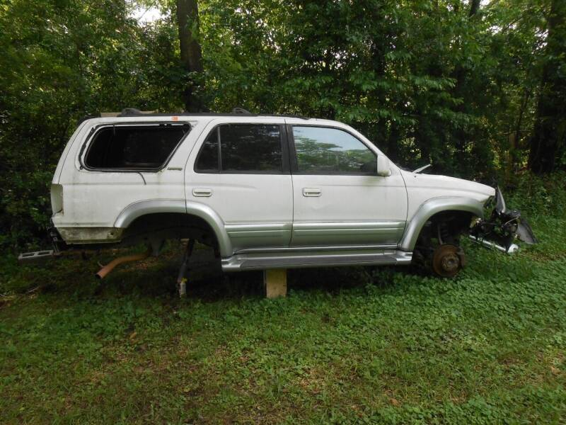 1999 Toyota 4Runner for sale at Cooper's Wholesale Cars in West Point MS