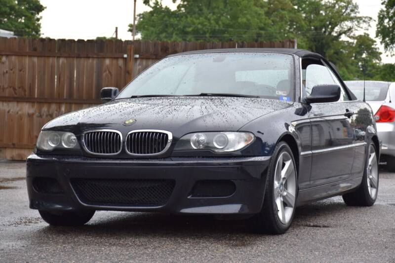 2006 BMW 3 Series for sale at Wheel Deal Auto Sales LLC in Norfolk VA