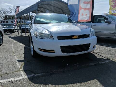 2010 Chevrolet Impala for sale at Best Deal Auto Sales in Stockton CA