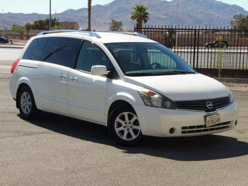 2009 Nissan Quest for sale in Las Vegas, NV