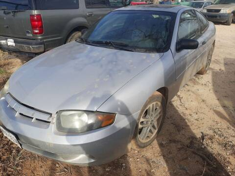2005 Chevrolet Cavalier for sale at KK Motors Inc in Graham TX
