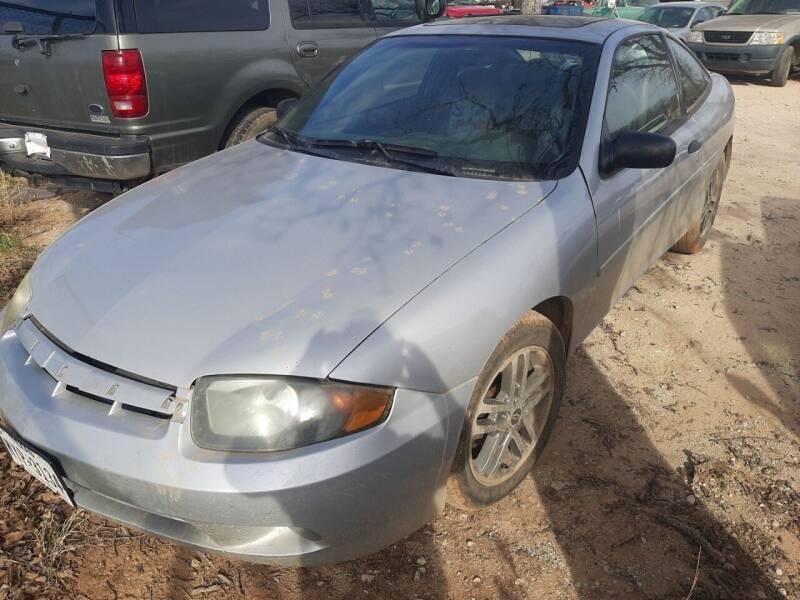 2005 Chevrolet Cavalier for sale at KK Motors Inc in Graham TX