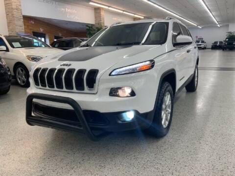 2015 Jeep Cherokee for sale at Dixie Motors in Fairfield OH