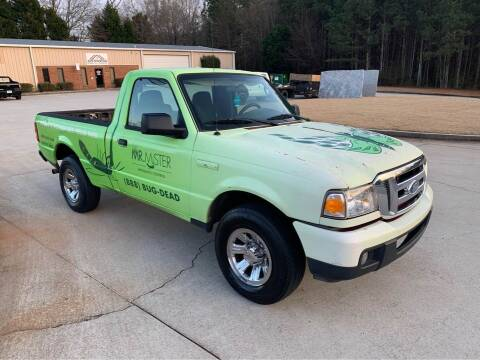 2006 Ford Ranger for sale at Two Brothers Auto Sales in Loganville GA
