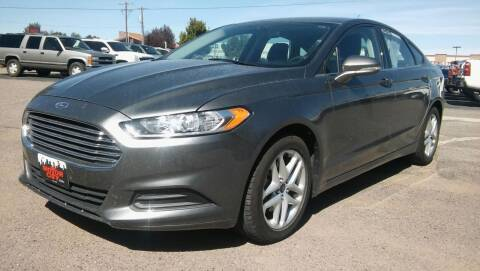 2013 Ford Fusion for sale at Motor City Idaho in Pocatello ID