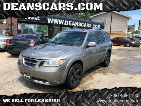 2007 Saab 9-7X for sale at DEANSCARS.COM in Bridgeview IL