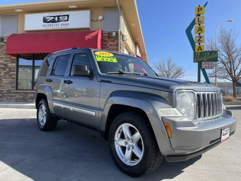 2012 Jeep Liberty for sale at 719 Automotive Group in Colorado Springs CO