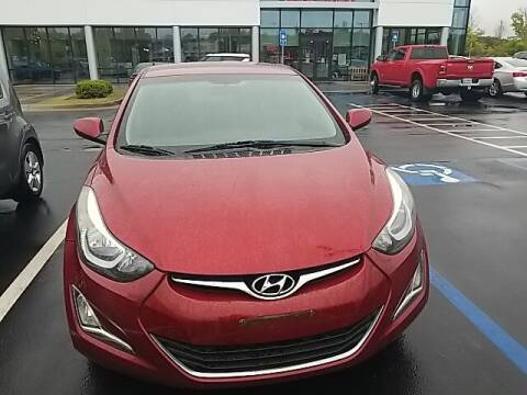 2014 Hyundai Elantra for sale at Lou Sobh Kia in Cumming GA