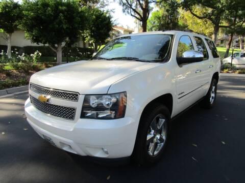 2014 Chevrolet Tahoe for sale at E MOTORCARS in Fullerton CA