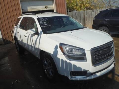 2014 GMC Acadia for sale at East Coast Auto Source Inc. in Bedford VA