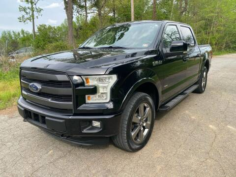 2016 Ford F-150 for sale at Speed Auto Mall in Greensboro NC