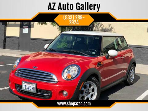 2013 MINI Hardtop for sale at AZ Auto Gallery in Mesa AZ