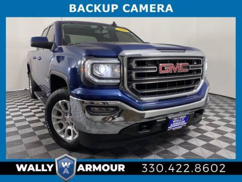 2016 GMC Sierra 1500 for sale at Wally Armour Chrysler Dodge Jeep Ram in Alliance OH