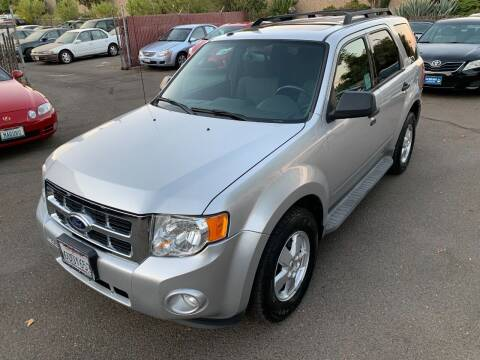 2012 Ford Escape for sale at C. H. Auto Sales in Citrus Heights CA