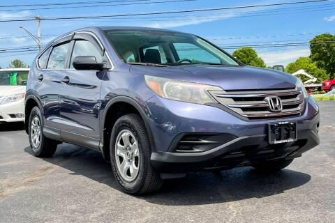2012 Honda CR-V for sale at Knighton's Auto Services INC in Albany NY