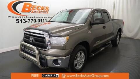 2011 Toyota Tundra for sale at Becks Auto Group in Mason OH