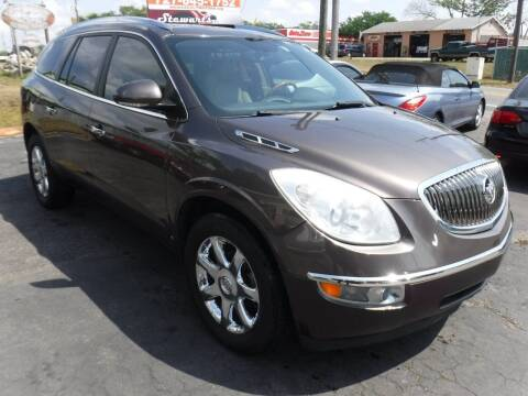 2008 Buick Enclave for sale at LEGACY MOTORS INC in New Port Richey FL