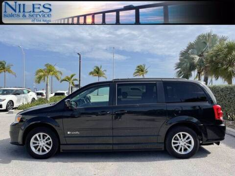 2016 Dodge Grand Caravan for sale at Niles Sales and Service in Key West FL