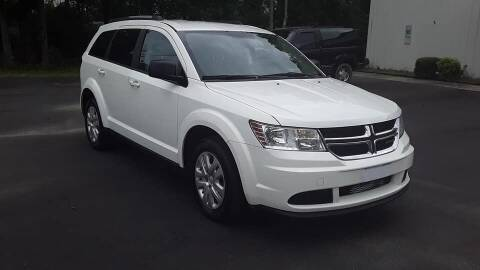 2017 Dodge Journey for sale at BEST BUY AUTO SALES in Thomasville NC