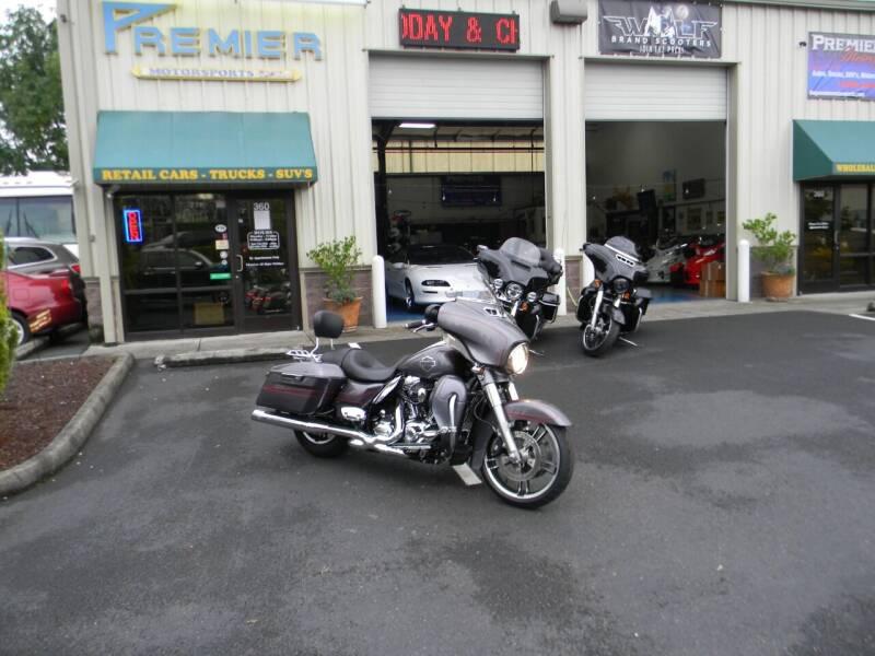 2015 Harley-Davidson Street Glide Special for sale at PREMIER MOTORSPORTS in Vancouver WA