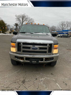 2008 Ford F-350 Super Duty for sale at Manchester Motors in Manchester CT