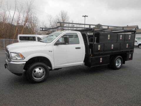 2017 RAM Ram Chassis 3500 for sale at Benton Truck Sales - Flatbeds in Benton AR