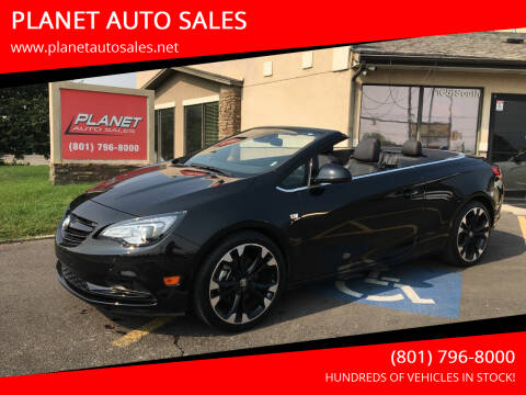 2019 Buick Cascada for sale at PLANET AUTO SALES in Lindon UT