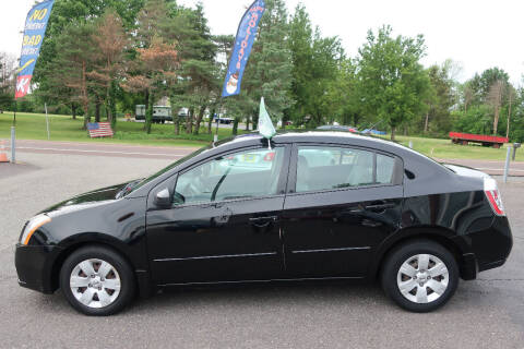 2009 Nissan Sentra for sale at GEG Automotive in Gilbertsville PA