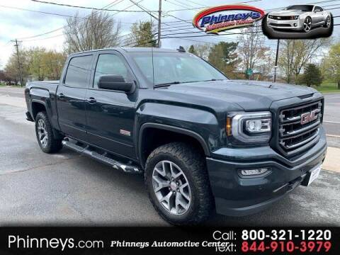 2018 GMC Sierra 1500 for sale at Phinney's Automotive Center in Clayton NY