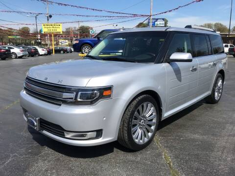 2013 Ford Flex for sale at IMPALA MOTORS in Memphis TN