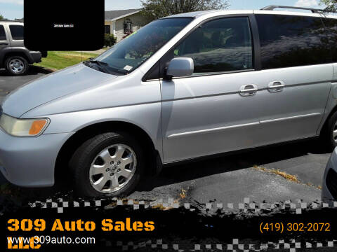2003 Honda Odyssey for sale at 309 Auto Sales LLC in Harrod OH