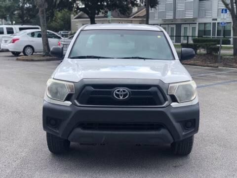 2015 Toyota Tacoma for sale at Carlando in Lakeland FL