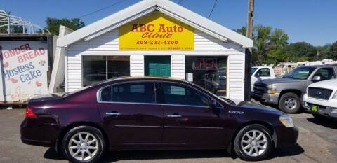 2008 Buick Lucerne for sale at ABC AUTO CLINIC - Chubbuck in Chubbuck ID