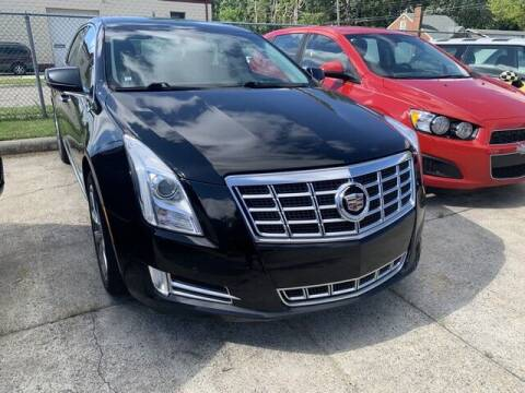 2013 Cadillac XTS for sale at Martell Auto Sales Inc in Warren MI