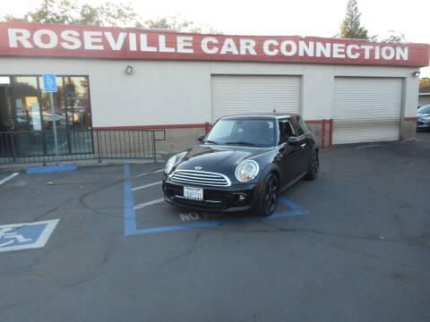 2013 MINI Hardtop for sale at ROSEVILLE CAR CONNECTION in Roseville CA