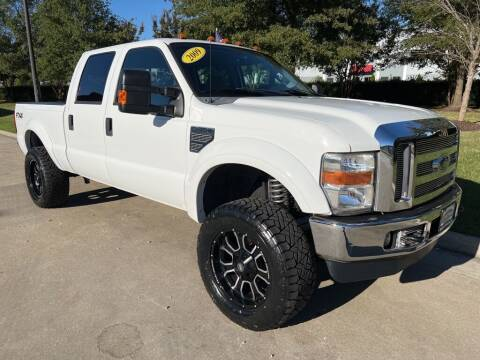 2009 Ford F-250 Super Duty for sale at UNITED AUTO WHOLESALERS LLC in Portsmouth VA