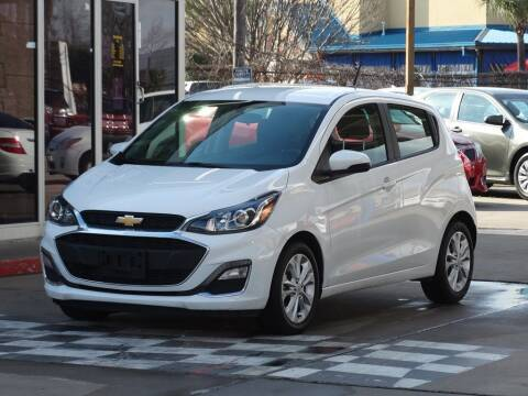 2020 Chevrolet Spark for sale at Drive Town in Houston TX