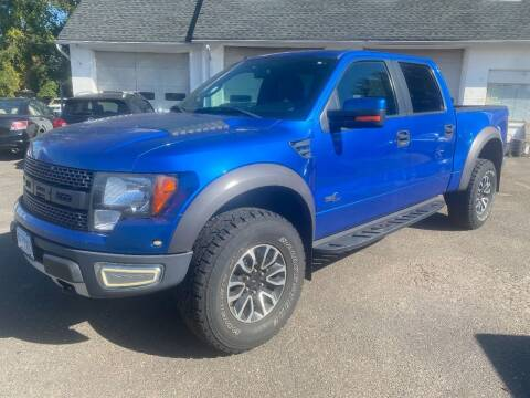 2012 Ford F-150 for sale at East Windsor Auto in East Windsor CT