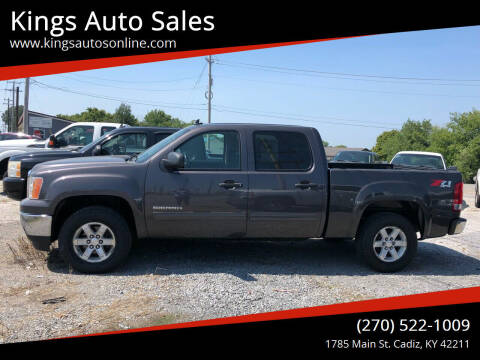 2011 GMC Sierra 1500 for sale at Kings Auto Sales in Cadiz KY