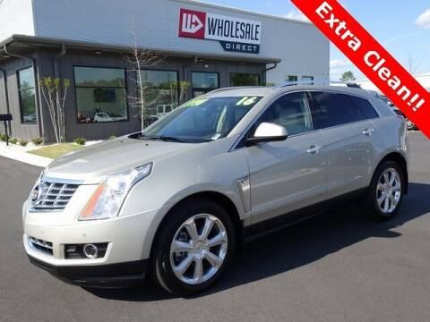 2016 Cadillac SRX for sale at Wholesale Direct in Wilmington NC